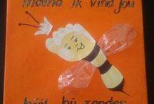 Moederdag / Knutsel/kadoideeën in het thema Moederdag vind je op www.ingridtips.nl/moederdag