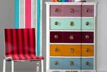 DIY Furniture & Color / by Miss Sushi Sioux