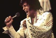 Devoted ELVIS King of Rock FAN... / by Deborah Woodall