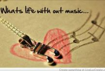 LOVE MUSIC LOVE LIFE / by Deborah Woodall