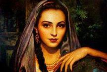Jesus Helguera / Восхитительные женские образы,глазами мексиканского художника Jesus Helguera (1912-1971).