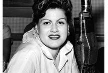 patsy cline / *A memorial to one of the most talented and prolific singers in the History Of American Music. The Greatest Singer ever in my opinion.* / by Neil Mccollam