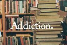 Libros y música. Adicción.