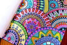 Zentangle / Doodle