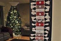 Adventi naptár {Christmas Calendar} <3