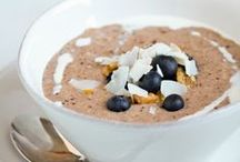 Breakfast / Breakfast recipes and smoothies for the first meal of the day :-)