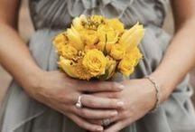Mariage en jaune