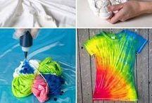 Batika textil-malování