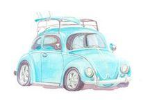 My illustrations / @karina_kudinova
