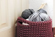 CROCHET/TRICOT/COUTURE