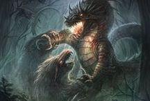 Dark Eye - Das schwarze Auge / Rollenspiel - roleplay - fantasy - characters