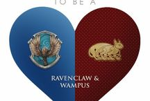 Ravenclaw/Wampus