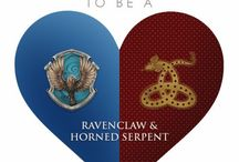 Ravenclaw/Horned Serpent