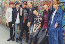 BTS / A board for seven (7) angels