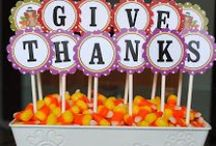 Thanksgiving Ideas / Personalize your Thanksgiving decorations, invitations, place cards and centerpieces using Avery labels, tags and more. With our free DIY Thanksgiving printables, templates and designs at www.avery.com/print, it's never been easier to create some Thanksgiving fun!