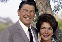*Ronald & Nancy Reagan* / by Shirley Moon