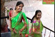 Half Sarees - Traditional Kancheepuram
