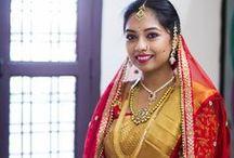 Bridal Sarees - Sri Padmavathi Silks / Traditional, brocade, pure silk Kancheepuram Bridal Sarees