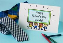 Father's Day Ideas / Show Dad why he's the best with these great Father's Day DIY gift ideas. All of these presents can be made or re-created using Avery labels, tags, cards and free printable designs at avery.com/fathersday.