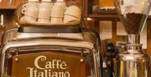 Coffee in Italy - Il caffè in Italia / Coffee in Italy is a real ritual, is the art of creating, it's not only a drink, it's much more. We love coffee! - Il caffè in Italia è un vero rituale, è l'arte di creare, non è solo una bevanda è molto di più. Noi amiamo il caffè!