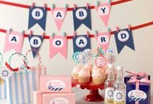 Baby Shower Ideas / Want to throw a one-of-a-kind baby shower for your friend or family member. We're collecting the best ideas around to help you plan the perfect event for the new arrival. From unique DIY baby shower party ideas, to gifts, games and more. All of these ideas can be personalized with your own special touch, using Avery products and free printable designs and templates at avery.com/print.
