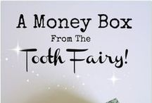 Get Crafty / Crafts, hacks and Tooth Fairy knick-knacks