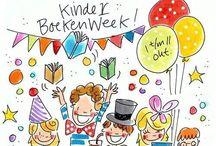 School: Kinderboekenweek Feest