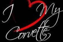 Corvette Chick / by Renee Hermosillo