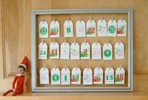 Advent Calendars / Nothing is more fun for the kids than counting down the days until Christmas. We're pinning some of the most creative DIY advent calendars that you can easily make using Avery products and free printable templates and designs at www.avery.com/print.