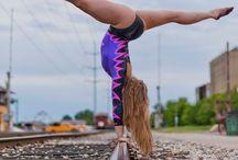 Do Gymnastics / Life as a gymnast in pins. / by Anne Nikolov