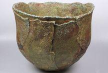 Hans de Jong (1932-2011) / Ceramics by Hans de Jong; Dutch (1932-2011)