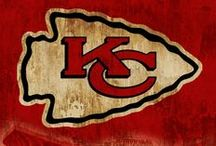 Kansas City Chiefs Cornhole