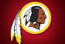 Washington Redskins Cornhole