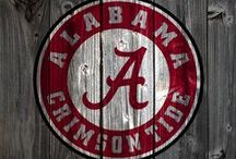 Alabama Crimson Tide Cornhole