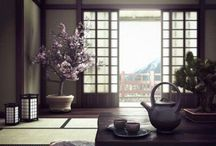 Oriental Interior Design / traditional and contemporary Oriental designs / by iNt2Dsyn