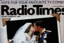 Radio Times Covers / Radio Times is a British weekly television and radio programme listings magazine. It was the world's first broadcast listings magazine when it was founded in 1923 by John Reith, the then general manager of the British Broadcasting Company. It was published entirely in-house by BBC Magazines from 1937 until 2011 when the BBC Magazines division was merged into Immediate Media Company.