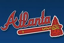 Atlanta Braves Cornhole