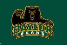 Baylor University Bears Cornhole