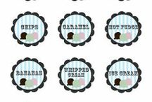 Free Printables & Templates / Check out this great collection of printables that are either designed for or work perfectly with Avery Labels, Tags and Cards. A great way to add a finishing touch to DIY gifts, treats, decorations and more.