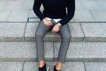 Moda Masculina / Inspirações de Looks e Moda Masculina, direto do Blog Macho Moda.