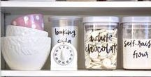 Organisation / Astuces pour organiser sa maison / Organisation tips : how to keep your house tidy and organised