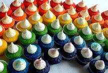 Cake and cupcakes / by Kerri Bracher Lesch