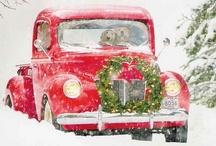 Christmas | Noël / Christmas holidays inspiration