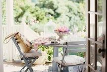 Sunny days | Beaux jours / Ambiance for the sunny days // Spring // Summer