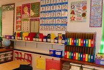 Classroom - decor, storage, organization