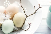 Easter | Pâques / Easter party ideas - Diy and inspiration