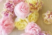 Crepe & Tissue Paper Crafts