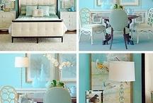 Turquoise & Blue Ideas