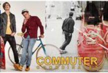 Commuter Coordinates / by Stylemology .com