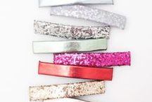 Glitter | Paillettes / Anything with glitter